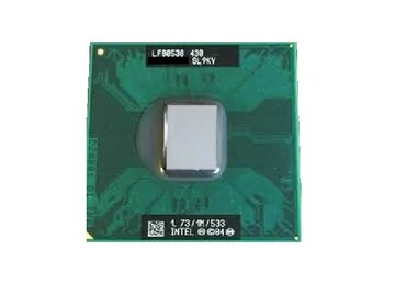 ★CPU インテル Celeron M 430 SL9KV 1.73GHz
