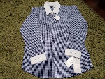 ★新品タグ付★ギンガムチェックシャツ★サイズ130★