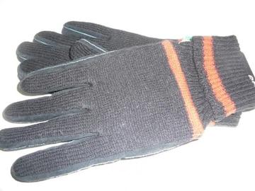ベネトン ニット手袋ウール100%
