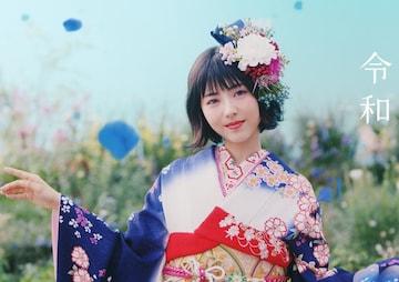 送料無料!浜辺美波☆ポスター3枚組4〜6