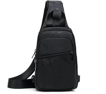 メンズボディバッグ 斜めがけバッグ 軽量設計