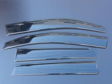 高品質安心ビス付き♪ワイドドアバイザー ムーブ LA100S LA110S