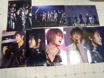 *東方神起3rd LIVE TOUR〜T〜公式グッズ生写真(8枚入)