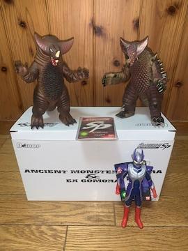 ウルトラ怪獣シリーズBショップ ゴモラ レイモン