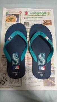 シアトルマリナーズ ビーチサンダル メジャーリーグ 野球