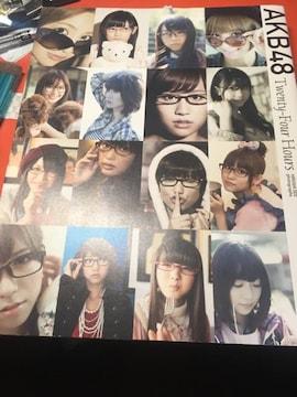 AKB48 写真集 Twenty Four Hours