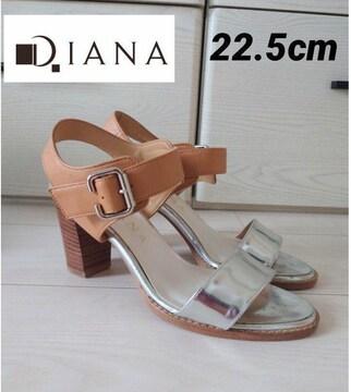 DIANAサンダルサイズ22.5cm