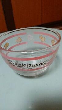 新品未使用*コリラックマ デザートボウル/ピンク☆