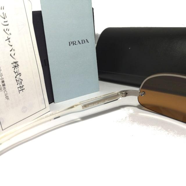 美品【ケース付】1スタ★プラダ/PRADA【イタリア製】サングラス