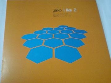 即決!矢井田瞳「I LIKE」(CLUB REMIX)日本未発売海外限定アナログ盤