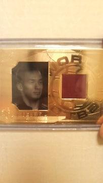Futera 2006 中田英寿 ジャージカード