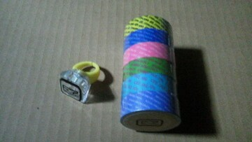 [FTISLAND] マスキングテープ・指輪