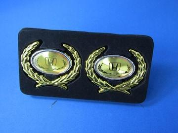 ● 処分品 HONDA Side Mark GOLD エンブレムSET 新品未開封!●