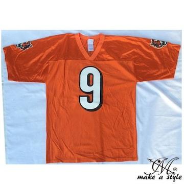 ベンガルズ BENGALS NFL PALMER フットボール ジャージ L 489