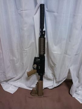 マルイ次世代M4CQB-Rスタム