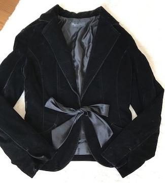 ベロア風 ジャケットMサイズ