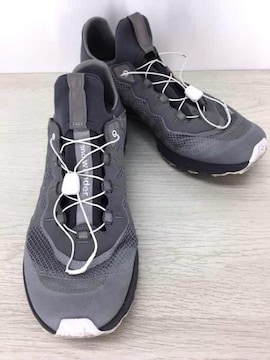 and WONDER(アンドワンダー)reflective mesh sneakerスニーカー