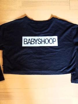 ◆BABYSHOOP◆前後ロゴT◆