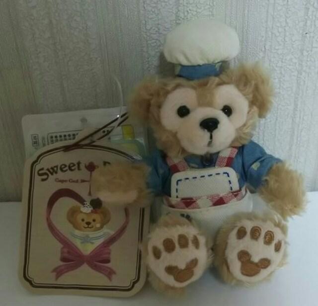 ☆TDS限定 Sweet Duffy ダッフィー ストラップ☆  < おもちゃの