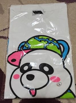 新品未開封 AAA×galaxxxy コラボTシャツ サイズL