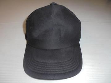 帽子 キャップ トラッカー メッシュ ブラック フリー 中古品