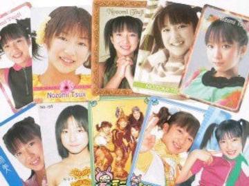 ●辻希美●モーニング娘。★コレクションカード/トレーディングカード【10枚セット】