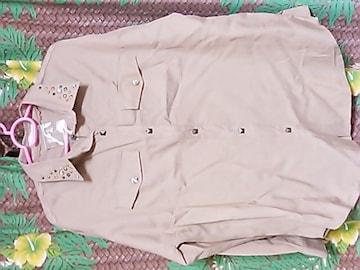 未使用☆リズリサ☆シャツ☆