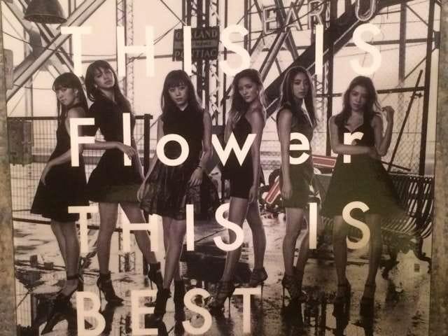 激安!超レア!☆Flower/THIS IS  BEST☆初回盤/2CD+2BD☆超美品!  < タレントグッズの