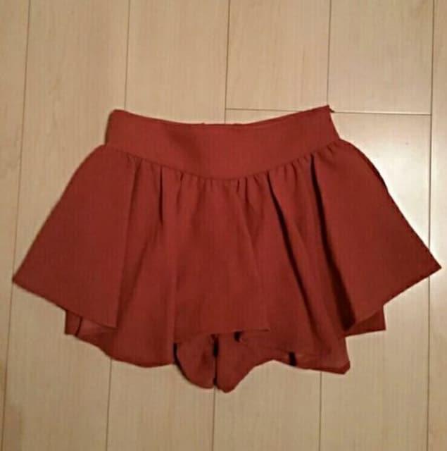 ●snidel●編み上げキュロット/size1 < ブランドの