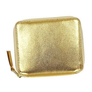 ◆新品本物◆コムデギャルソン GOLD 2つ折財布(GO)『SA2100G』◆