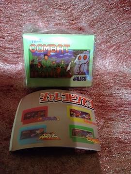 未開封ファミコン ジャレコ ピンズコレクション フィールド