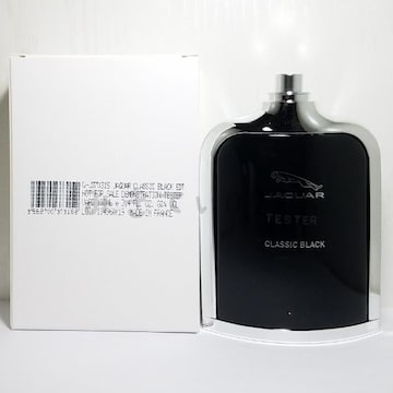 ☆ジャガー☆クラシック ブラック EDT 100ml 新品未使用 テスター