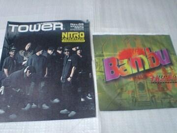 即決! NITROマイカフォンアンダーグラウンド幻の7インチ・アナログ盤 オマケ付