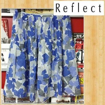 購入15000円 Reflect リフレクト プリーツスカート 美品 9