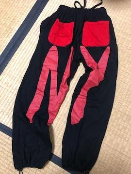 NYロゴ/ダンス/衣装/スエット/M/ブラック