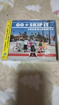 新品CDシングルゴー☆スキップイット シャカラビッツ