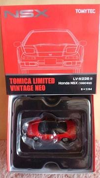 トミカリミテッドヴィンテージネオ ホンダ NSX レッド販売終了品 新品 限定品