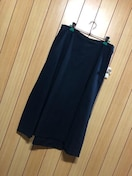 セール価格1万新品タグ付き23区★コットン100%スカート