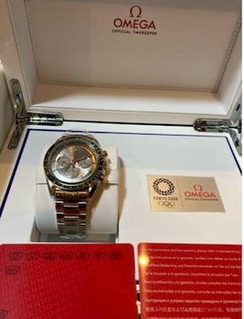 オメガ OMEGA スピードマスター オリンピック 国内正規品 限定