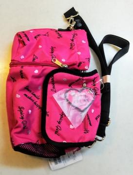 新品☆BLUE CROSS ウェスト ボディー バッグ☆ペット水筒入れ☆定価¥5980