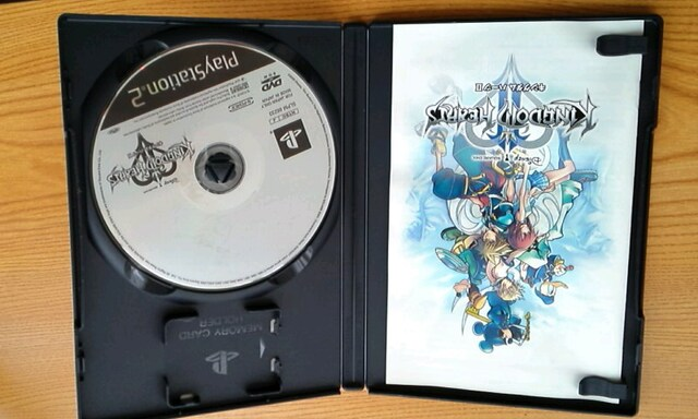 PS2/ゲームソフト/キングダムハーツ�U/KH�U < ゲーム本体/ソフトの