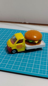 絶版 NO.97  ハンバーガ— トヨタハイエース トラック