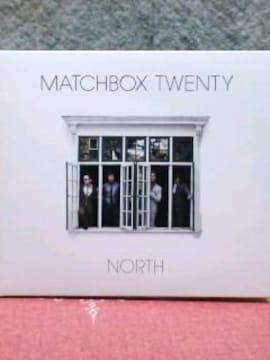 [送料無料・輸入盤] MATCHBOX TWENTY/NORTH マッチボックス20/ノース
