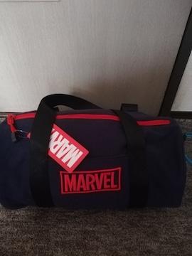 MARVEL  ★  ドラム型バッグ