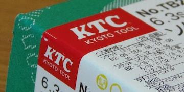 KTC即決新品未使用ラチェット・スピンナハンドル25点6.35ソケットレンチセット