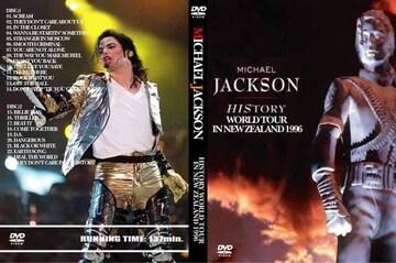 マイケルジャクソン HISTORY TOUR NEW ZEALAND 1996