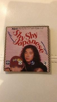 ★シングル★8mmCD★中古★東京少年★shy shy japanese