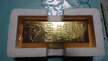 GOLD BAR ・ TABLE  LIGHTER