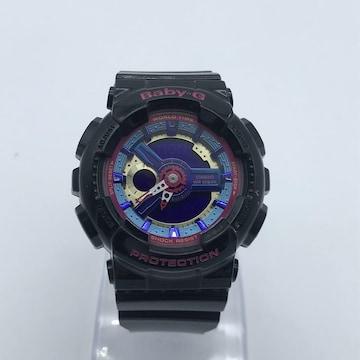 CASIO カシオ Baby-G ベイビージー 腕時計 BA-112 5338 ク