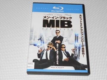 BD★メン・イン・ブラック インターナショナル レンタル用